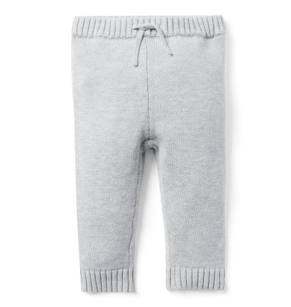 Sweater Knit Jogger