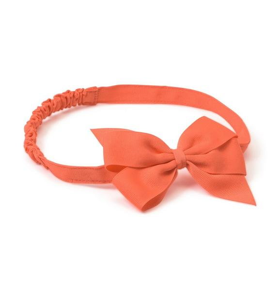 Soft Bow Headband