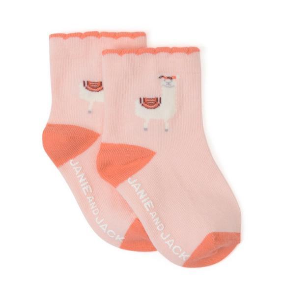 Llama Sock