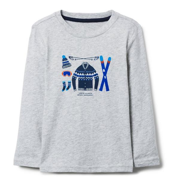 Ski Essentials Tee
