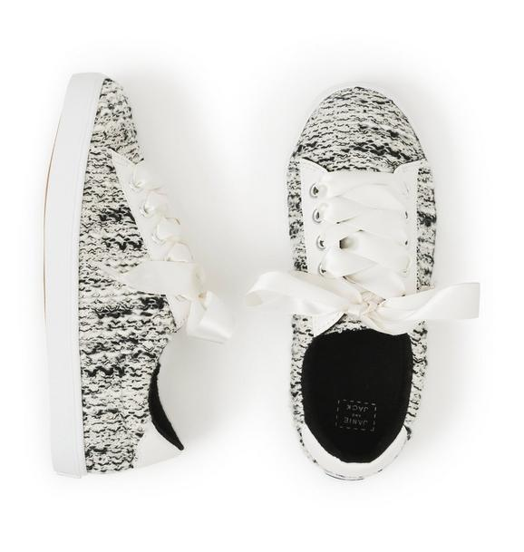 Bouclé Sneaker
