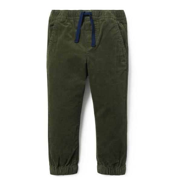 Stretch Corduroy Jogger