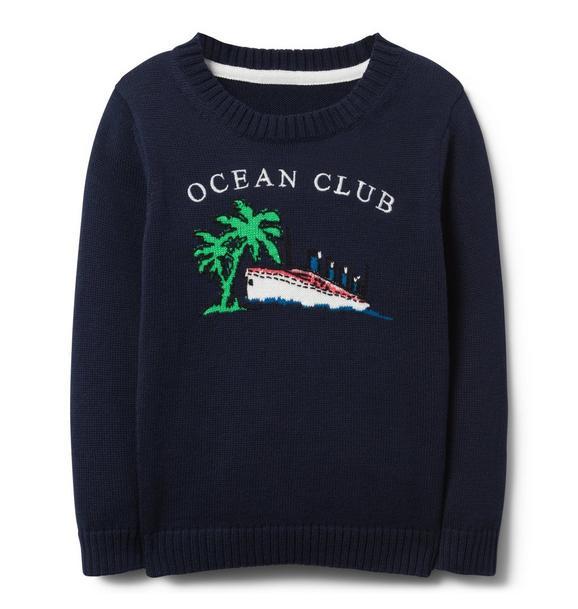 Ocean Club Sweater