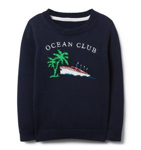 Ocean Club Sweater