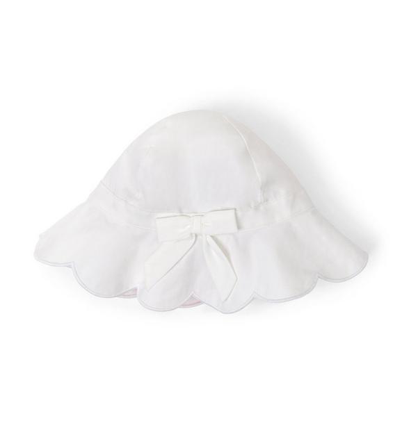 Scalloped Bucket Hat