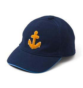 Anchor Patch Cap