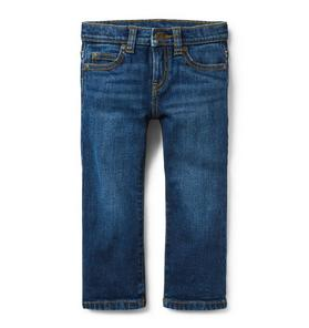 Straight Jean in Pacific Wash