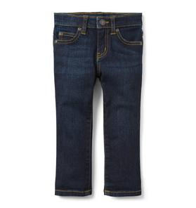 Slim Jean in Midnight Star Wash