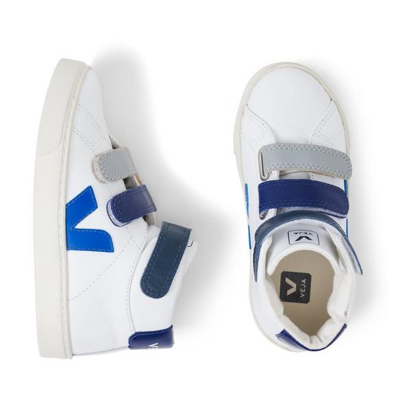 Kid Veja Esplar High Top Sneaker