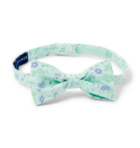 Ditsy Floral Bowtie