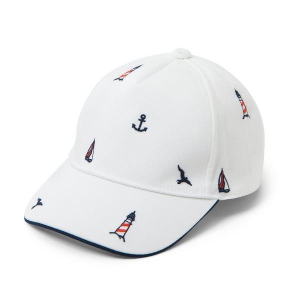 Nautical Cap