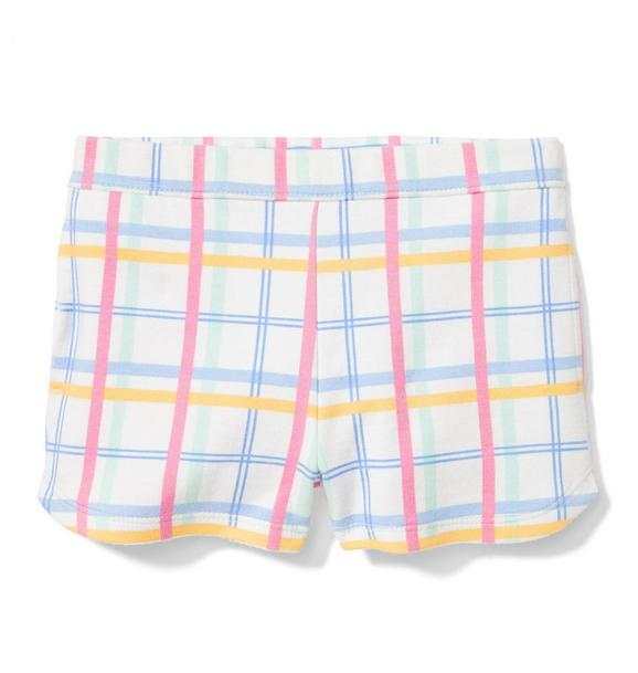 Windowpane Short