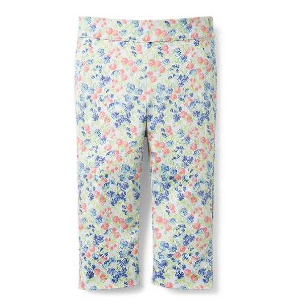 Ditsy Floral Pant