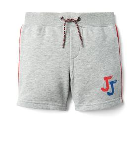 Logo Knit Short