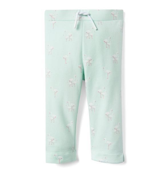 Flamingo Knit Pant