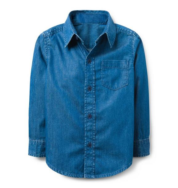 Chambray Denim Shirt