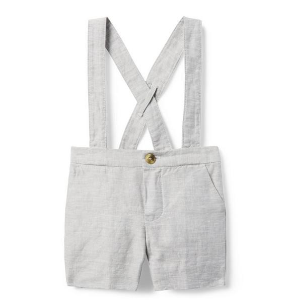 Suspender Short