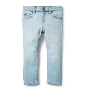Slim Jean In Fog City Wash