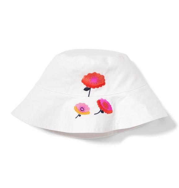 Poppy Bucket Hat