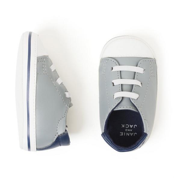 Sneaker Crib Shoe