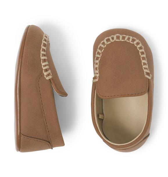 Loafer Crib Shoe