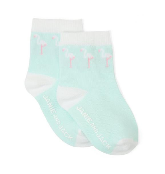 Flamingo Sock