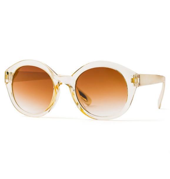 AERIN Clear Sunglasses