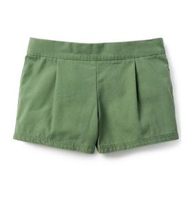 Unisex Canvas Short