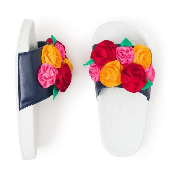 Juno Valentine Flower Slide