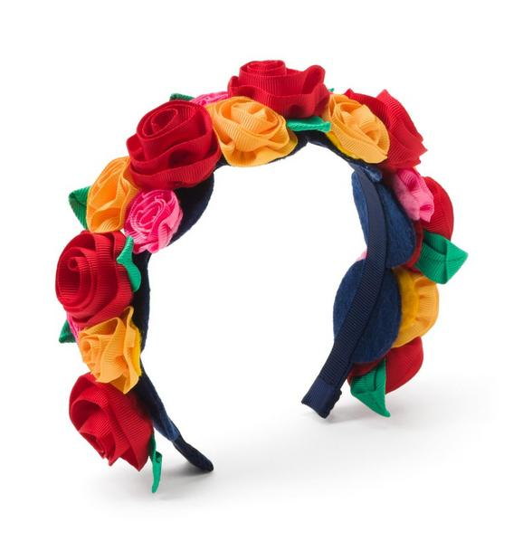 Juno Valentine Flower Headband