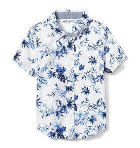 Parrot Palm Shirt