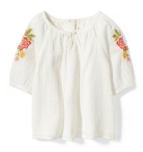 ee74a8f69fdd Girls Tops & Girls Shirts at Janie and Jack