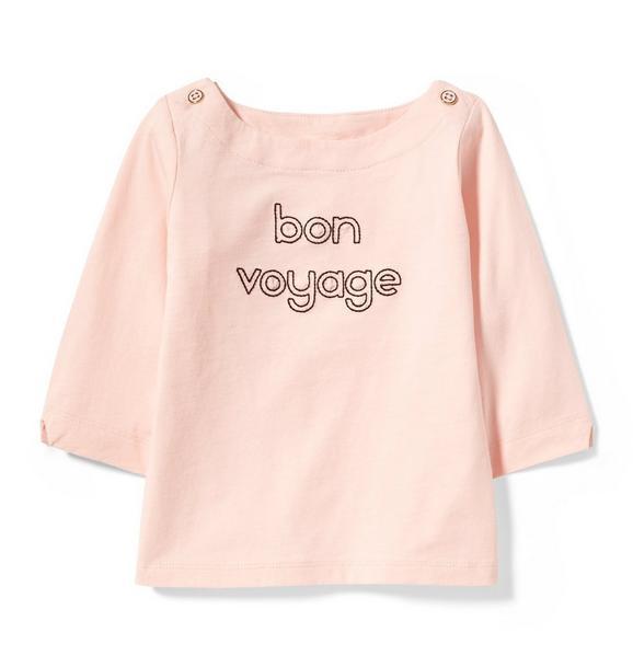 Bon Voyage Tee