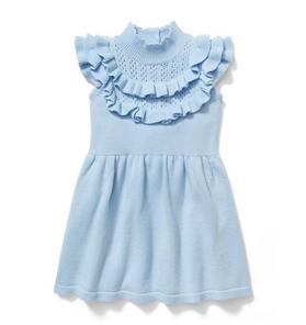 cb4bdca2923b5 Ruffle Sweater Dress