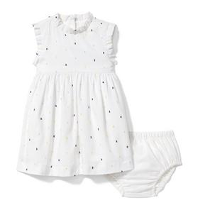 Clip Dot Dress