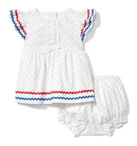 706002b85a24 Newborn Shop The Look Outfit by Janie and Jack