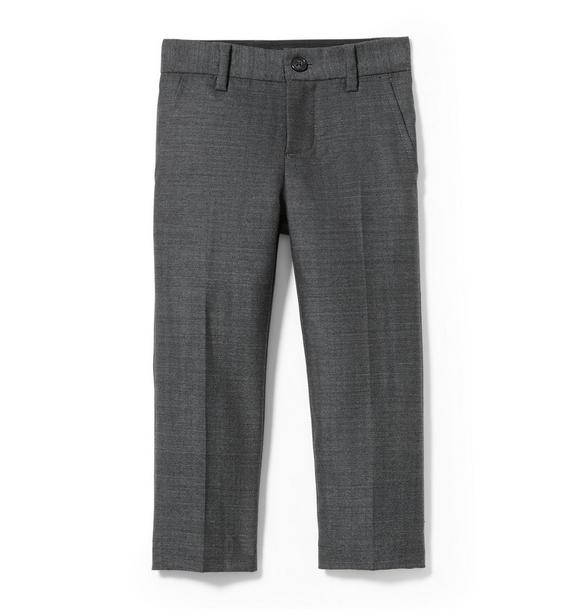 Herringbone Wool Pant
