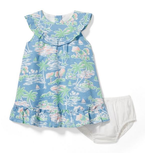 Island Getaway Dress