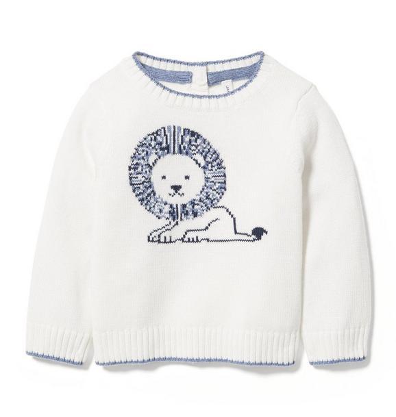 Lion Sweater