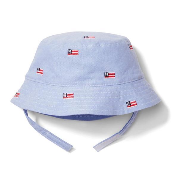 American Flag Bucket Hat