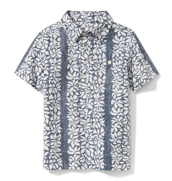 Reyn Spooner Tahitian Gardenia Shirt