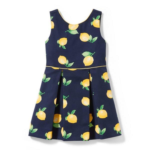 Lemon Dress by Janie And Jack