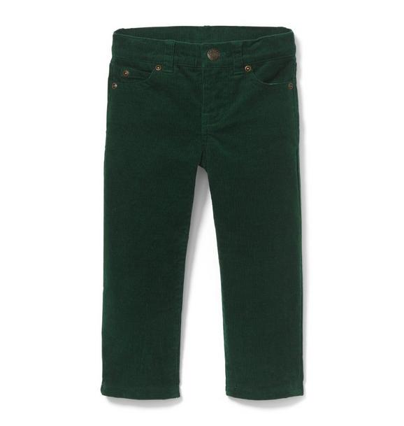 Stretch Corduroy Pant