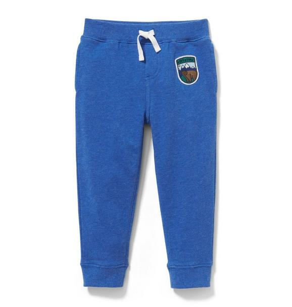 Bear Patch Jogger