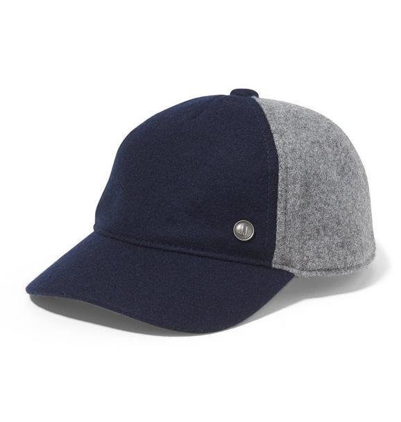 Colorblock Cap