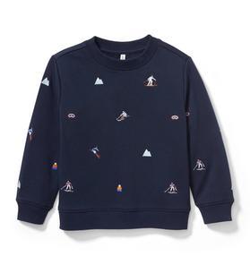 Ski Icon Sweatshirt