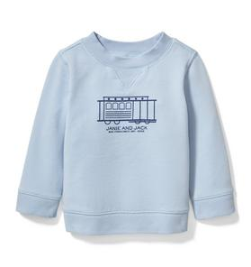 Cable Car Pullover