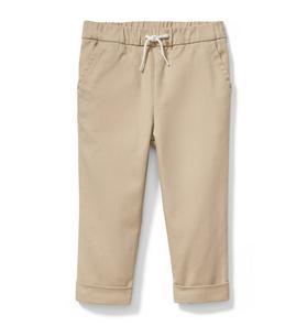 Cuffed Pant