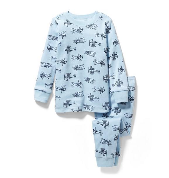 Airplane Pajama Set