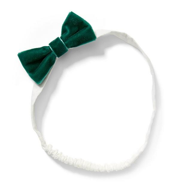 Soft Velvet Bow Headband